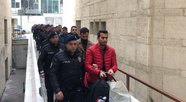 Bursa merkezli 23 ildeki FETÖ operasyonunda 9 tutuklama