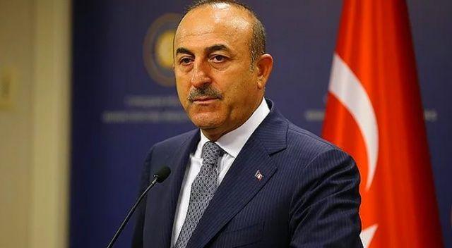 Çavuşoğlu, Fas Başbakanı Sadeddin el-Osmani ile görüştü