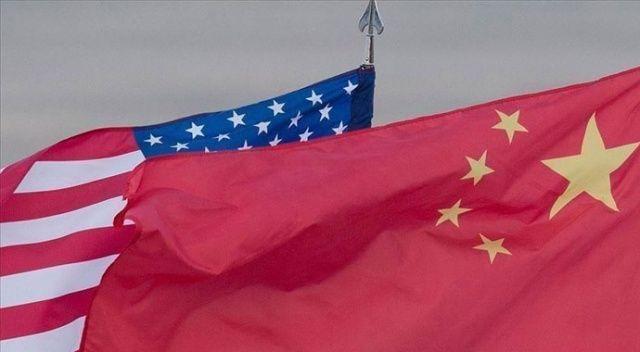 Çin'den diplomatlarını sınır dışı eden ABD'ye tepki