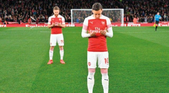 Mesut Özil Çinlileri çıldırttı
