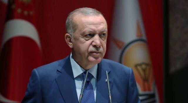 Cumhurbaşkanı Erdoğan'dan Cezayir Cumhurbaşkanı'na tebrik telefonu