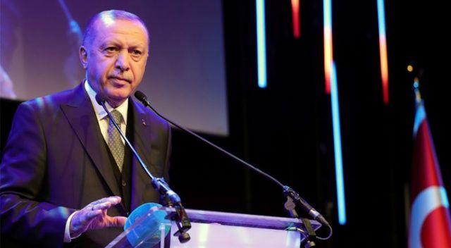 Cumhurbaşkanı Erdoğan'dan Macron'a: Akdeniz'de işin ne!