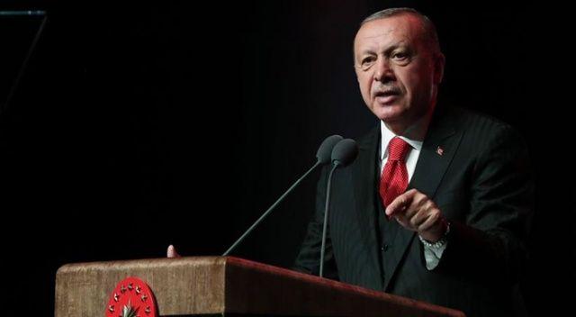 Cumhurbaşkanı Erdoğan: Akıl, izan ve vicdan sahibi herkesi, bu skandala tepki göstermeye çağırıyoruz