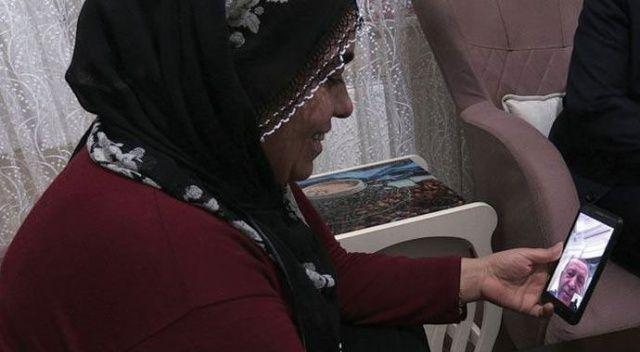 Cumhurbaşkanı Erdoğan PKK'nın elinden kurtarılan Cafer Ceylan'ın ailesini aradı