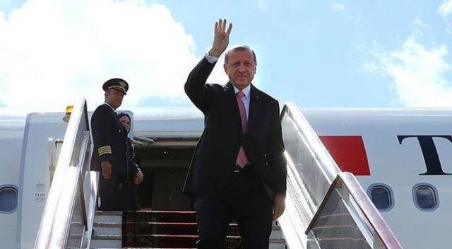 Cumhurbaşkanı Erdoğan yarın Londra'ya gidiyor