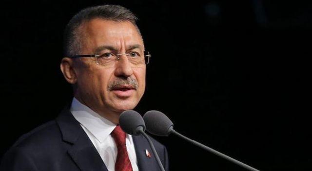 Cumhurbaşkanı Yardımcısı Oktay: Libya ile yapılan anlaşma Türkiye'nin önünü açmıştır