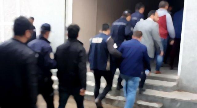 Didim'de jandarmadan uyuşturucu baskını