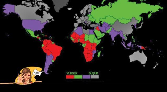 Dünyanın ayıbı! Kadın cinayetleri din, dil, ırk ayırt etmiyor