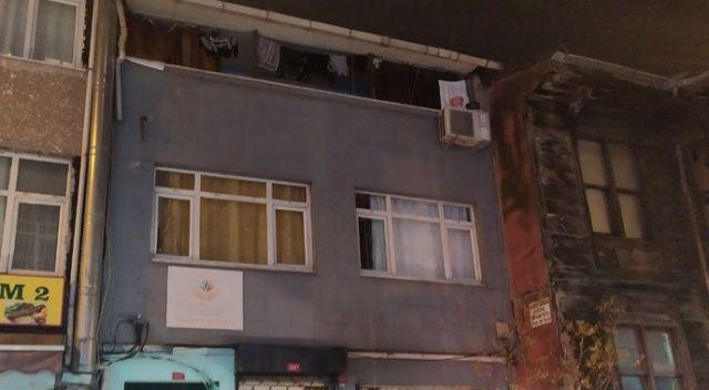 Fatih'te İran uyruklu bir kişi evinde ölü bulundu