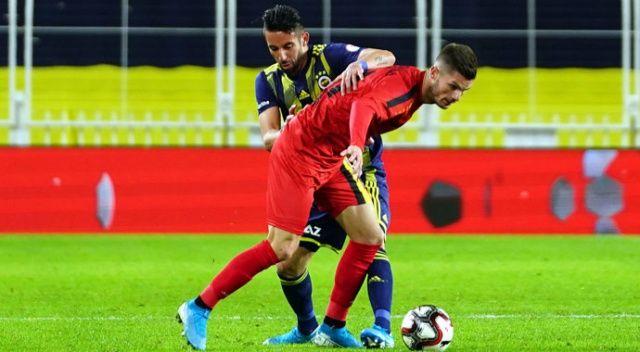 Fenerbahçe, İstanbulspor'u farklı geçti