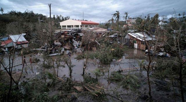 Filipinler'de bilanço artıyor: 10 ölü