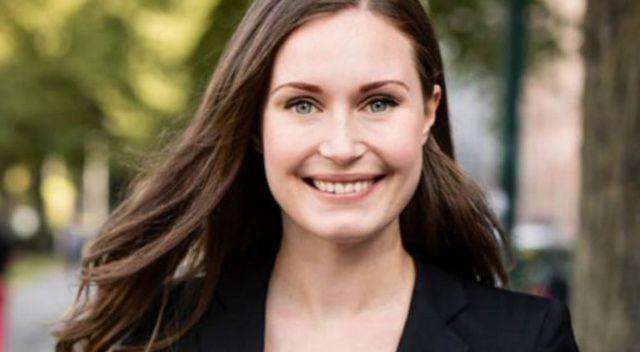 Finlandiya'ya dünyanın en genç başbakanı