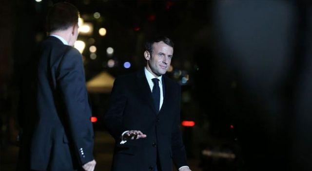 Fransa Cumhurbaşkanı Macron'dan NATO açıklaması