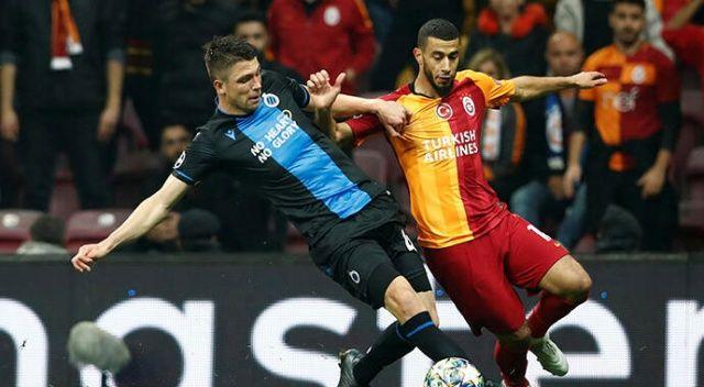 Galatasaray'da Belhanda'dan maç sonrası net açıklama: Ayrılık...