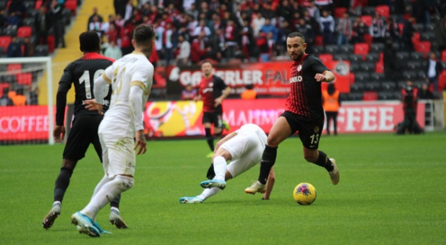 Gaziantep, Kayserispor'u rahat geçti: 3-0