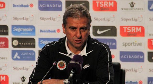 Hamza Hamzaoğlu: 'Fenerbahçe mağlubiyeti sonrası yarıda bıraktığımız çıkışı sürdürmemiz gerekiyordu'