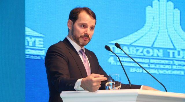 """Hazine ve Maliye Bakanı Albayrak: """"Türkiye'nin büyüme ivmesi artmaya devam ediyor"""""""