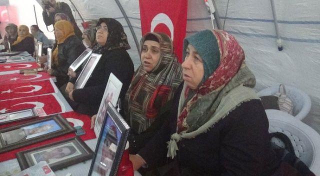 HDP önündeki ailelerin evlat nöbeti 96'ncı gününde
