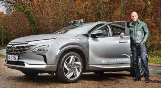 Hyundai hidrojenle dünya rekoru kırdı