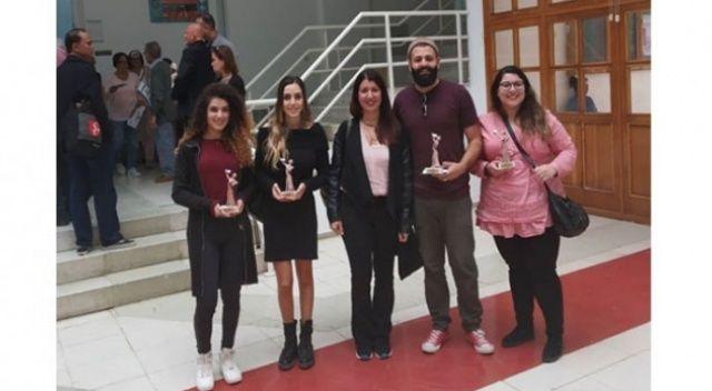 I.Uluslararası Kültür Sanat Buluşması Kültür Etkinlikleri'nde ödüller sahiplerini buldu