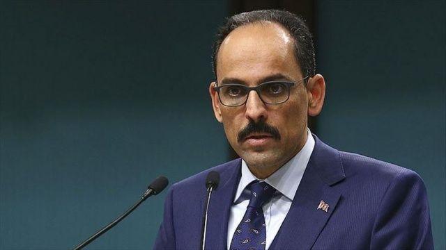 İbrahim Kalın: Suriye dosyası bölgede vekalet savaşları için tiyatro haline dönüştü