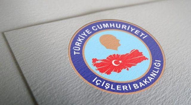İçişleri Bakanlığı 'operasyon' rakamlarını açıkladı