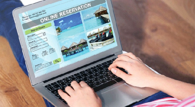 İnternetten otel satışlarına yakın markaj