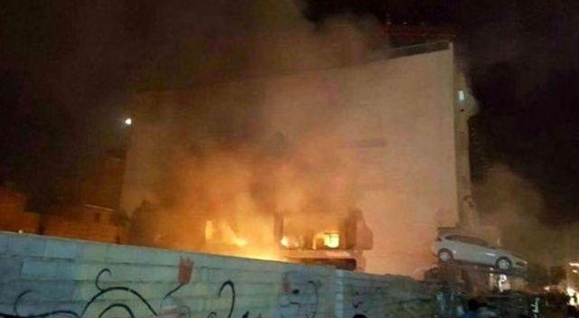 İran'da bir düğün salonunda doğal gaz sobası patladı: 11 ölü, 42 yaralı