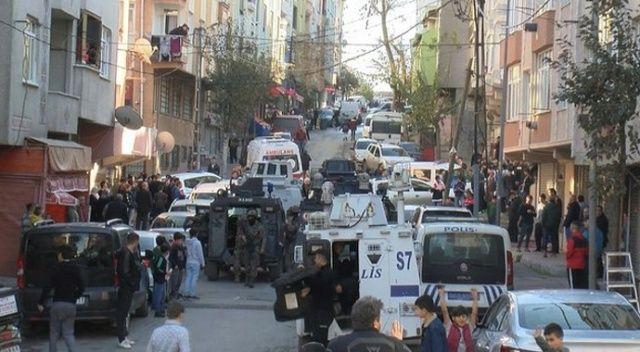 İstanbul'da hareketli dakikalar! Polise ateş açıp, annesini yaraladı