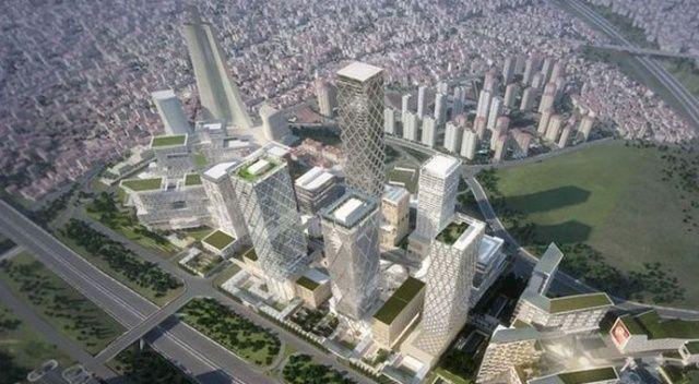 İstanbul Finans Merkezi 2021 yılında bitecek