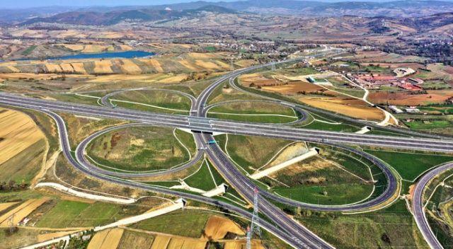 İstanbul-Kocaeli ve Sakarya trafiğini rahatlatacak! Çalışmaların yüzde 85'i tamamlandı