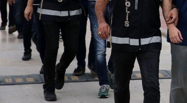 İzmir'de FETÖ operasyonu: 36 gözaltı