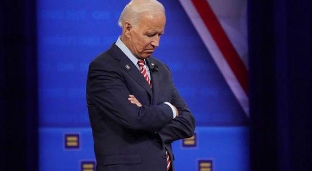 Joe Biden ile seçmen arasında skandal tartışma!