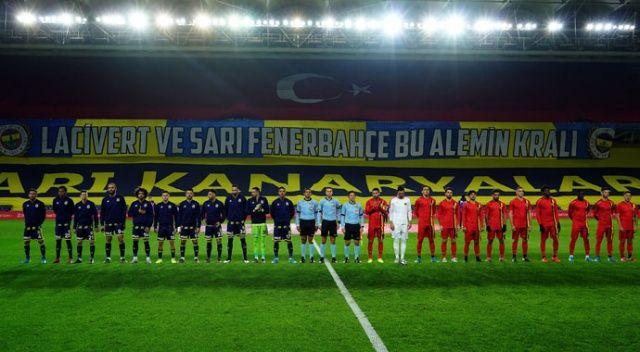 Kadıköy'de tribünler sessiz