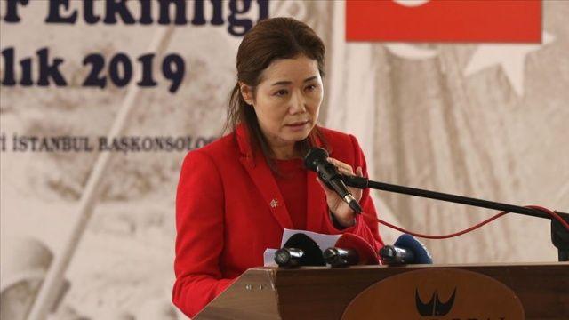 Kore Başkonsolosu Jang: Türk askeri Kore'nin barışı için herkesten daha cesurca savaştı