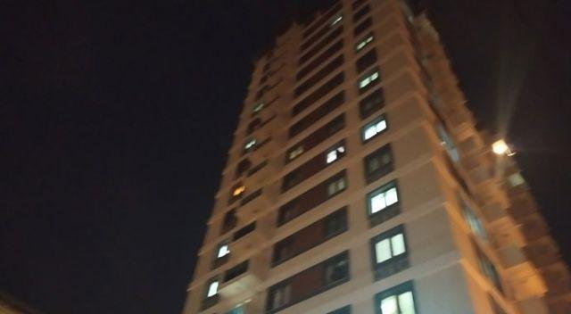 Korkunç ölüm! Cam silerken 11. kattan düşerek hayatını kaybetti