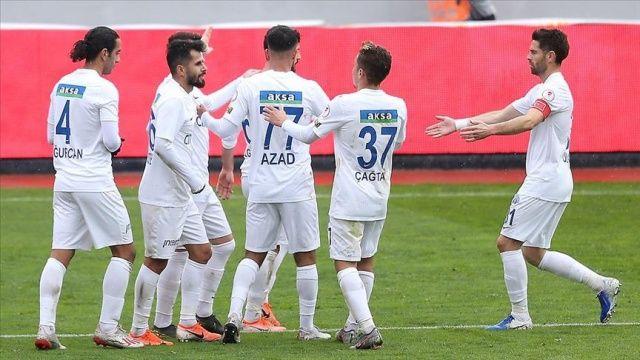 Kupada Kasımpaşa Vanspor'u mağlup etti