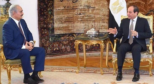 Libya Suriye olmayacak
