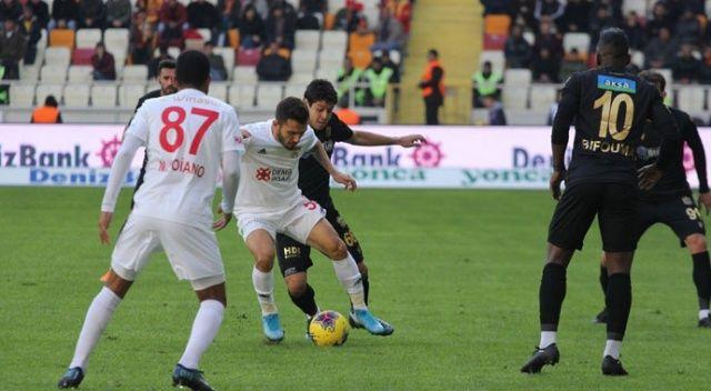Lider Sivasspor serisini 6 maça çıkardı