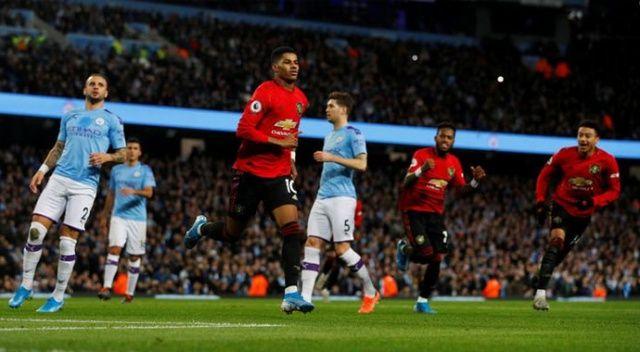 Manchester derbisi United'ın!