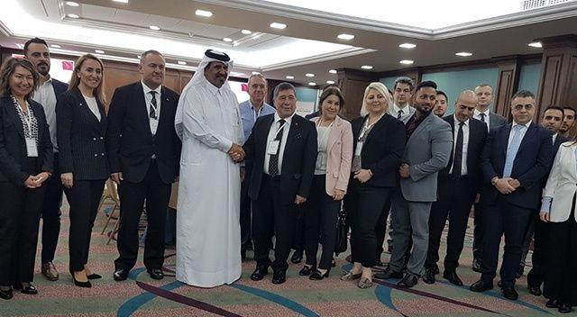 Metal sektörü için hedef Katar