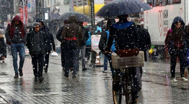 Meteoroloji açıkladı! Bugün hava nasıl olacak? (10 Aralık 2019 hava durumu)