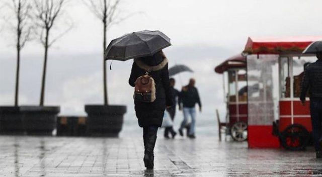 Meteoroloji duyurdu! Bugün hava nasıl olacak? (1 Aralık 2019 hava durumu)