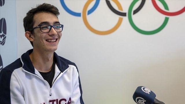 Milli okçu Mete Gazoz: 2020 Tokyo Olimpiyatları rüyalarıma giriyor