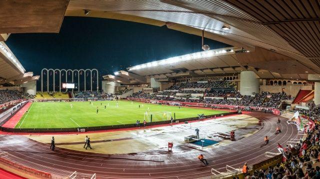 Monaco ile Paris Saint-Germain maçına yağış engeli