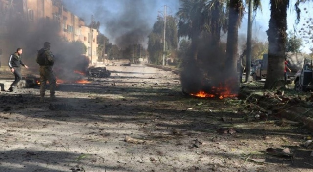 MSB:Resülayn'da terör saldırısında 2 sivil öldü, 10 sivil yaralandı