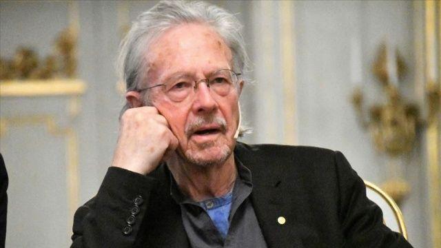 Nobel ödüllü yazar Handke'den Srebrenitsa sorularına küstah cevap