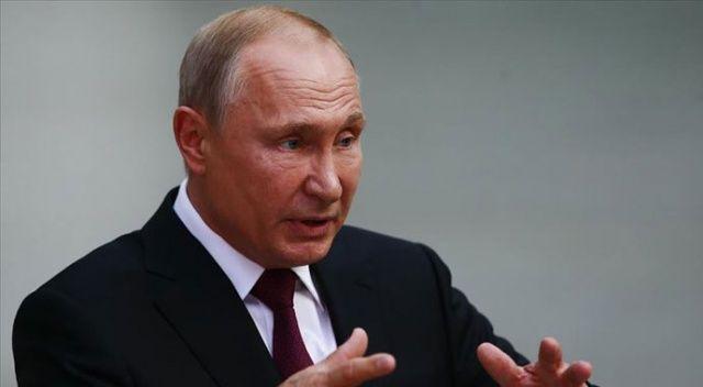 Putin ABD'nin uzay planını değerlendirdi: 'Uzay alanını askeri eylemlerin yapılacağı tiyatro gibi görüyor'