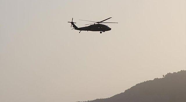 Rusya'da askeri helikopter düştü: 2 ölü