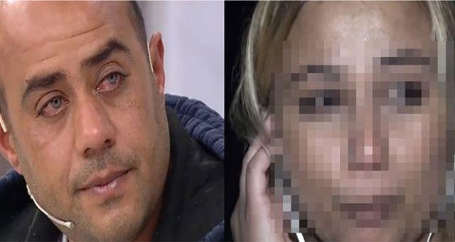 Saplantılı komşu 5 aylık hamile kadını kaçırdı